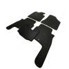 Коврики в салон (EVA, чёрные, 5шт) для Hyundai Santa Fe 2006-2010 (Avtm, BLCEV1235)