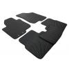 Коврики в салон (EVA, чёрные, 5шт) для Kia Ceed 2006-2012 (Avtm, BLCEV1260)