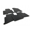 Коврики в салон (EVA, чёрные, 5шт) для Kia Sportage 2015+ (Avtm, BLCEV1282)