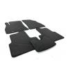 Коврики в салон (EVA, чёрные, 5шт) для Nissan Juke 2010+ (Avtm, BLCEV1408)