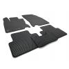 Коврики в салон (EVA, чёрные, 5шт) для Nissan Qashqai 2014+ (Avtm, BLCEV1425)