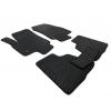Коврики в салон (EVA, чёрные, 5шт) для Opel Astra H 3d/5d Hb 2004-2015 (Avtm, BLCEV1440)