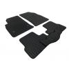 Коврики в салон (EVA, чёрные, 5шт) для Opel Astra J 2009+ (Avtm, BLCEV1441)