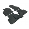 Коврики в салон (EVA, чёрные, 5шт) для Volkswagen Jetta 2018+ (Avtm, BLCEV2667)