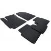 Коврики в салон (EVA, чёрные, 5шт) для Hyundai Elantra 2016+ (Avtm, BLCEV8219)