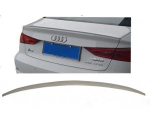 Задний спойлер для Audi A3 Sd 2014+ (Asp, CLSAU001)