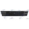 Накладка переднего бампера (под номерн. знак, глянец) для Ford Kuga 2013-2016 (Avtm, 182817914)