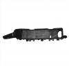 Оригинальное крепление переднего бампера (правое пласт.) для Hyundai Elantra 2011-2014 (Hyundai, 865143X000)