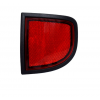 Оригинальный задний фонарь (правый, на крыле, нижний, отражатель) для Mitsubishi L200 2005-2015 (Mitsubishi, 8355A016)