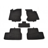 Kоврики в салон (полиуретан, 5 шт.) для ВАЗ Largus (BO) 2012+ (NorPlast, NPA11-C94-550)