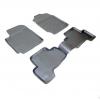 Kоврики в салон (полиуретан, 4 шт.) для Suzuki Grand Vitara 3d 2005+ (NorPlast, NPL-Po-85-23)