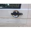 Накладки под дверные ручки (мыльницы) для Volkswagen Transporter (T5) 2010-2015 (Carmos, car0338)