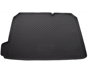 Коврик в багажник для Citroen C4 (N) Hb 2010+ (NorPlast, NPL-Bi-14-22)