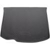 Коврик в багажник для Mazda 3 Hb 2009-2013 (NorPlast, NPL-Bi-55-04N)