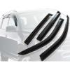 Дефлекторы окон (ветровики) для Citroen Berlingo II 3d/Peugeot Partner II 3d 2009+ (VIp, AMC41209)