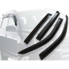 Дефлекторы окон (ветровики) для Opel Astra G Wg 1998-2005 (Vip, AMO11698)