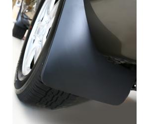 Брызговики задние (2 шт., стандарт) для Mazda 3 2013-2016 (Novline, REIN.33.28.E10)