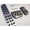 Накладки на педали (АКПП) для Ford Mondeo 2013+ (АКПП) (KAI, FRDEMF01L)