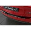 Накладка на задний бампер для Mazda CX5 2017+ (Avtm, MZDRB2017)