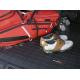 Коврик в багажник (черный) для Kia Ceed SW 2019+ (Weathertech, 401288)