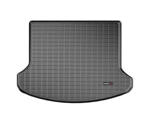 Коврик в багажник (черный, c запасн. колесом) для Bmw 7-series (G11/G12) 2015-2019 (Weathertech, 40842)