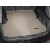 Коврик в багажник (бежевый, 2х зон климат, с 3 рядом) для Lexus GX460 2010+ (Weathertech, 41837)