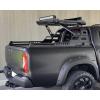 Защита кузова (Rollbar Basket, с корзиной) для Volkswagen Amarok 2017+ (Arpplus, AQM-S10AM17)