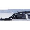 Защита кузова (RollBar Light, с фонарями) для Volkswagen Amarok 2017+ (Arpplus, AQM-X10AM17)