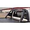 Защита кузова (Duble Plus Black, соединенный) для Toyota Hilux 2015+ (Arpplus, PRB02HI15)
