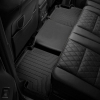 Коврик в салон (с бортиком, задние, черные) для Lincoln Navigator IV 2018+ (Weathertech, 4412957)