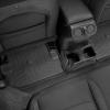 Коврик в салон (с бортиком, задние, черные) для Jeep Wrangler Unlimit 2018+ (Weathertech, 4413133)