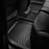 Коврик в салон (с бортиком, задние, черные) для Land Rover Defender 2 (7 мест) 2020+ (Weathertech, 4416293)