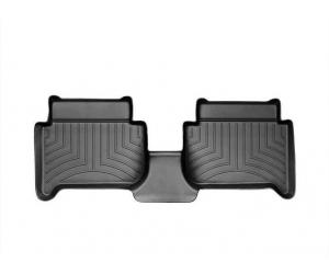 Коврик в салон (с бортиком, задние, черные) для Volkswagen Touran 2010+ (Weathertech, 443942)