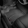 Коврик в салон (с бортиком, передние, черные) для Acura RDX 2013-2018 (Weathertech, 444711)