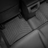 Коврик в салон (с бортиком, задние, черные) для Acura RDX 2013-2018 (Weathertech, 444712)