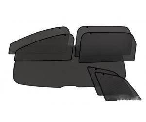 Каркасные шторы на окна (с магнитным креплением) для Lexus NX 2014+ (Asp, BLXNX1424)