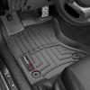 Коврик в салон (с бортиком, передние, черные) для Lexus IS Awd 2013+ (Weathertech, 445751)