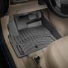 Коврик в салон (с бортиком, передние, черные) для Land Rover Freelander 2 2006-2014 (Weathertech, 446691)