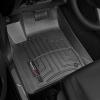 Коврик в салон (с бортиком, передние, черные) для Dodge Durango/Jeep Grand Cherokee 2014-2015 (Weathertech, 448751)