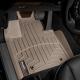 Коврик в салон (с бортиком, передние, бежевые) для Land Rover Range Rover 2010+ (Weathertech, 452911)