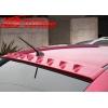 "Спойлер заднего стекла (бленда) ""Evo-style"" для Mitsubishi Lancer X (BK-Tun, ML102)"