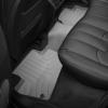 Коврик в салон (с бортиком, задние, серые) для Land Rover Evoque 2014-2018 (Weathertech, 464043)