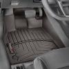 Коврик в салон (с бортиком, передние, какао) для Audi Q5 2018+ (Weathertech, 4711461)