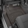 Коврик в салон (с бортиком, передние, какао) для Cadillac Escalade 2015-2020 (Weathertech, 476071IM)