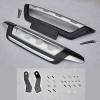 Комплект накладок на передний и задний бампер для Buick Encore 2013+ (Cixtai, cxk-bk01-1001/02)