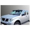 Козырек (дефлектор) лобового стекла для Nissan Pathfinder (R51) 2005-2014 (Cappafe, 5757g060)