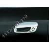 Накладки дверных ручек Hyundai Elantra 2000-2006 (Libao, HELR514)