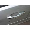 Накладки дверных ручек Ford Focus 2005- (Libao, FFOC20)