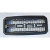 Решетка радиатора (с Led огнями, Raptor) для Ford F250 Mk3 (P473) 2011+ (Asp, KRN-FD-038)