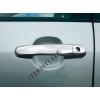 Накладки дверных ручек Toyota Corolla 2006- 4шт хром (Libao, TCOR610)
